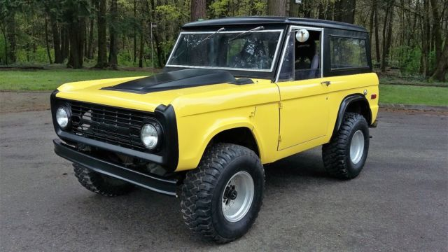 1970 ford bronco 302 4x4 1966 1967 1968 1969 1971 1972 1975 1976 1977 for sale photos. Black Bedroom Furniture Sets. Home Design Ideas