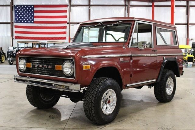 1970 Ford Bronco --