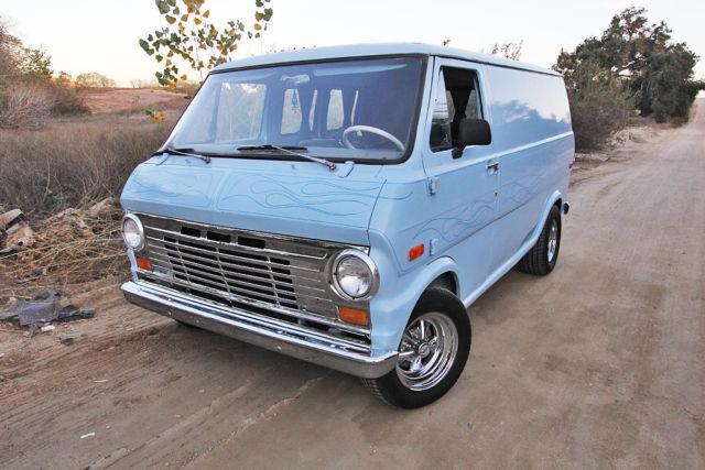 1970 ford econoline custom boogie van for sale photos technical specifications description. Black Bedroom Furniture Sets. Home Design Ideas