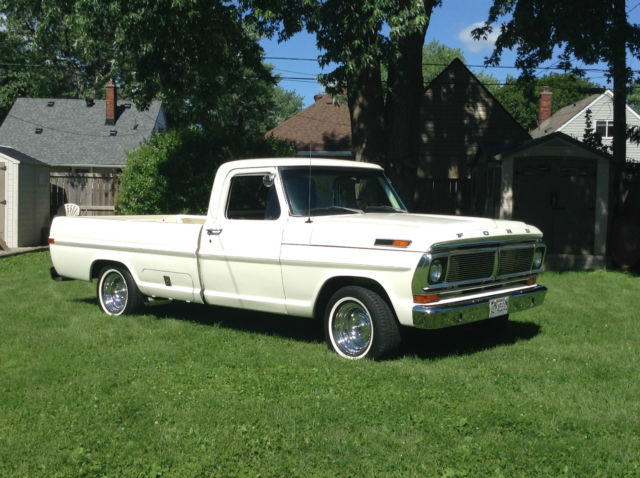 1970 ford f100 custom pick up truck for sale photos technical specifications description. Black Bedroom Furniture Sets. Home Design Ideas