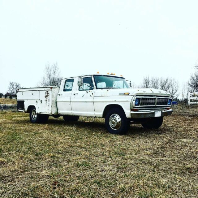 1970 Ford F250 Bumpside Crewcab For Sale Photos Technical