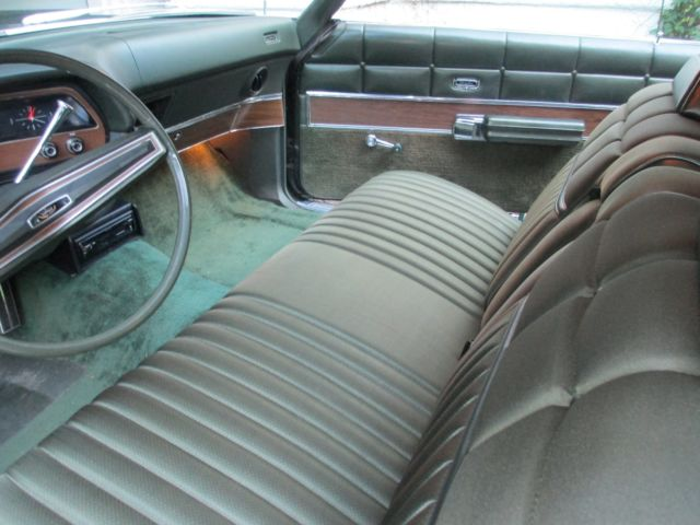 1970 Ford Ltd Brougham Coupe For Sale Photos Technical