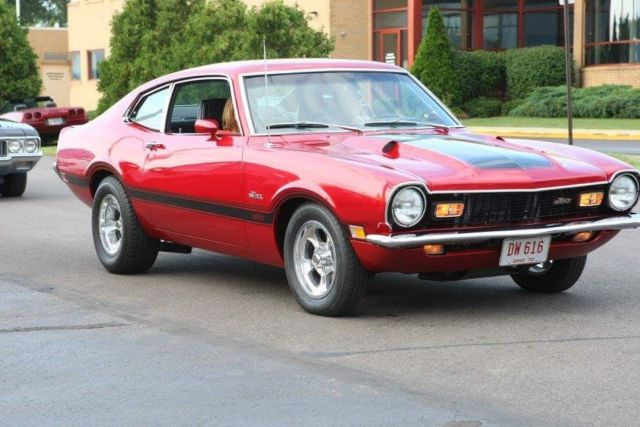 1970 Ford Maverick