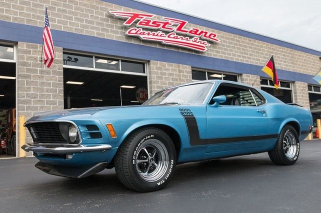 1970 Ford Mustang Boss 302 Free Shipping Until December 1