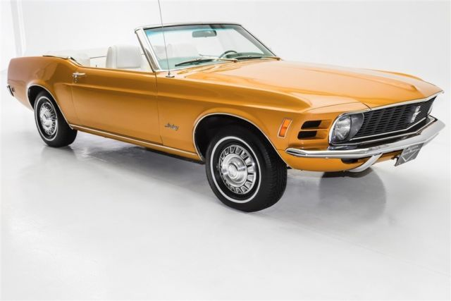 1970 Ford Mustang 302 V8 Automatic P.S. P.D.B. Amazing Condition