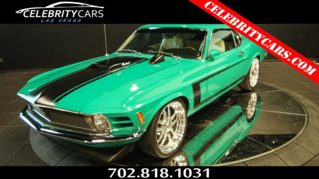 1970 Ford Mustang Fastback 351 Cleveland