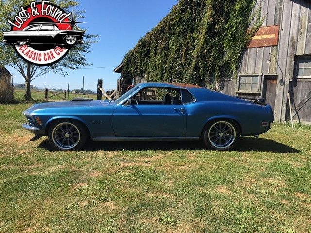 1970 Ford Mustang fastback mustang