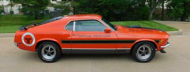 1970 Ford Mustang MACH ONE