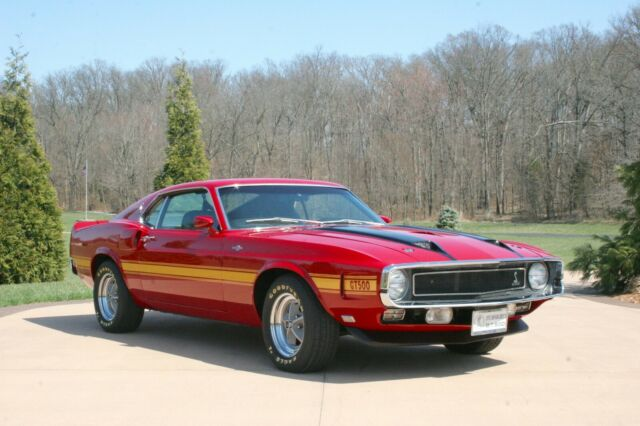 1970 Ford Mustang Shelby GT500 428 Super Cobra Jet ...