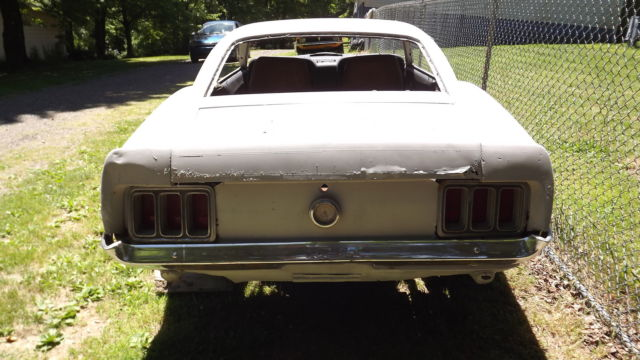 1970 ford mustang sportsroof fastback project car includes new parts mach 1 more for sale. Black Bedroom Furniture Sets. Home Design Ideas