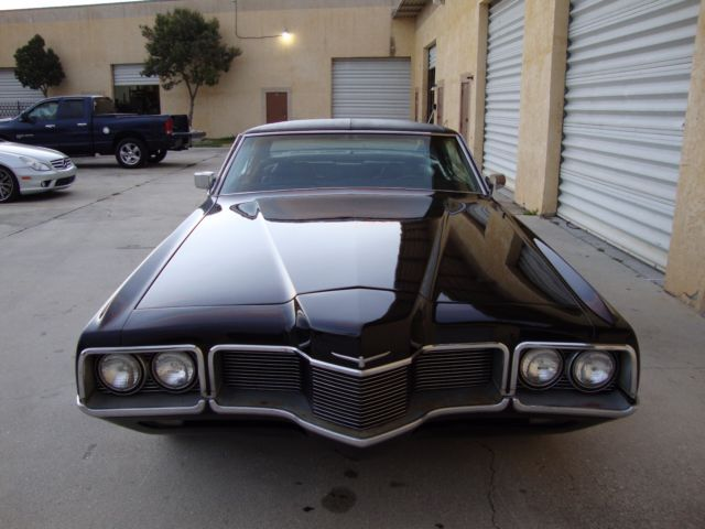 1970 Ford Thunderbird 2 Door Coupe For Sale Photos Technical