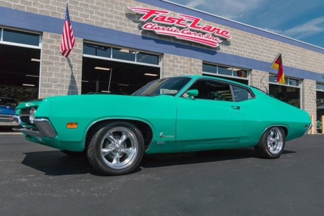 1970 Ford Torino Cobra Free Shipping Until December 1