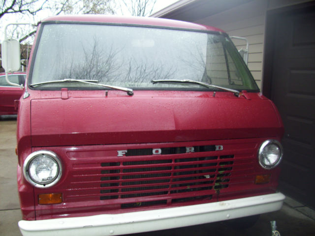 1970 Ford E-Series Van