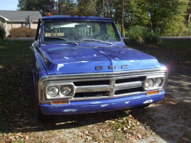 1970 GMC Other BENCH SEAT
