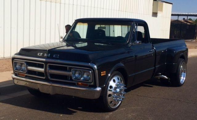 1970 GMC Pickup Truck C20 C2500 C30 C3500 CUSTOM MADE ...