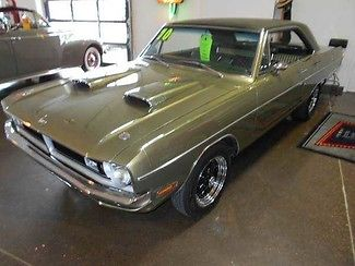 1970 Dodge Dart - Oregon Showroom