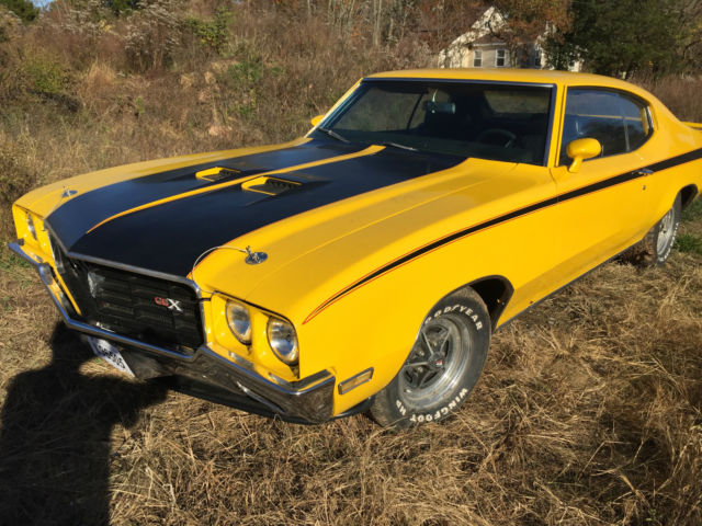 1970 Buick Other Gs, GSX,