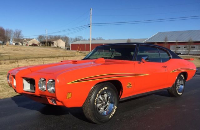 1970 gto judge tribute 455 high performance pontiac lemans. Black Bedroom Furniture Sets. Home Design Ideas