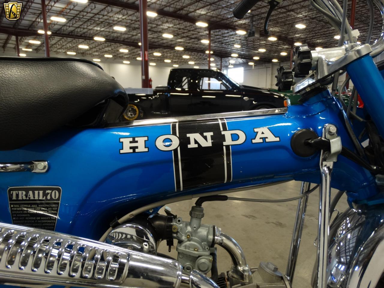 1970 Honda Ct70 For Sale Photos Technical Specifications Description Trail 70 Prevnext