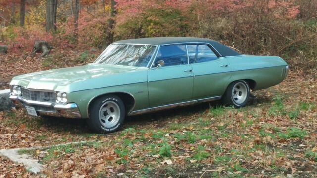 1970 Chevrolet Impala 4dr Hard Top