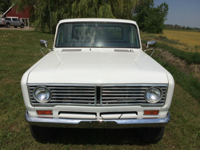 1970 internationa harvester 1210 3 4 ton 4x4 pickup truck for sale photos technical. Black Bedroom Furniture Sets. Home Design Ideas