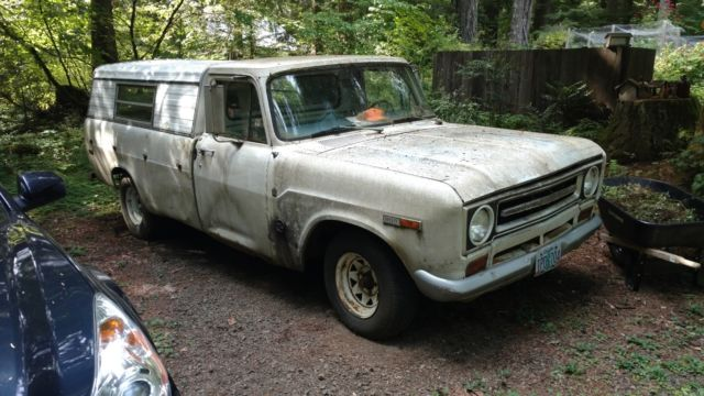 1970 International Harvester 1100D