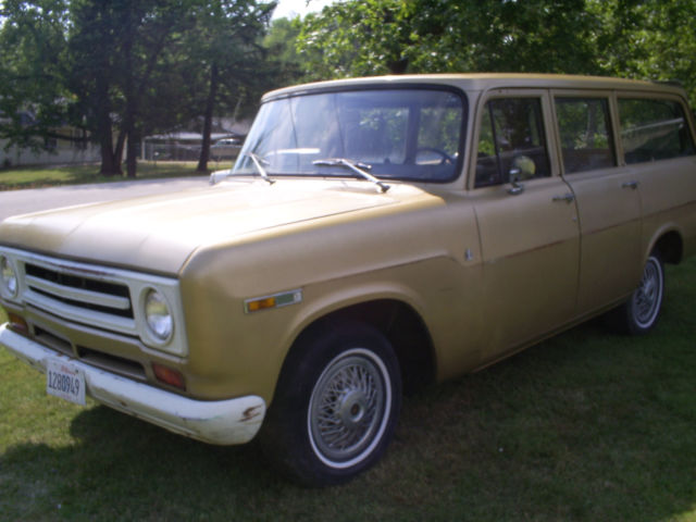 1970 International Harvester Other