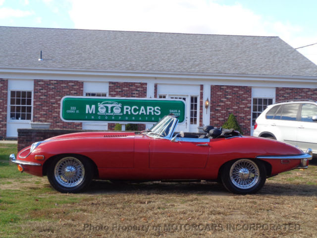 1970 Jaguar E-Type 1970 Jaguar E-Type SII