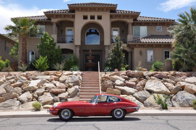 1970 Jaguar E-Type 3-Door Coupe