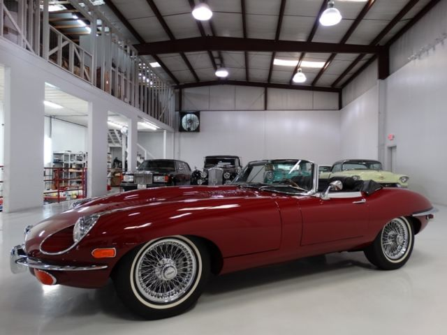 1970 Jaguar E-Type GROUND-UP RESTORATION! CALIFORNIA CAR!