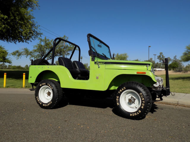1970 Jeep CJ CJ5 Renegade