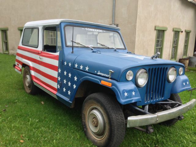 1970 Jeep Commando Commando/ Jeepster