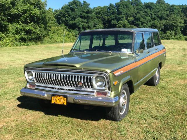 1970 Jeep Wagoneer Custom Console 1414x The Last Super Wagoneer