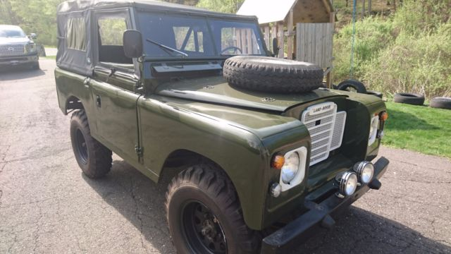 1970 Land Rover Other CLASS L