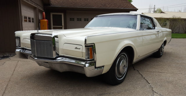 1970 Lincoln Mark Series