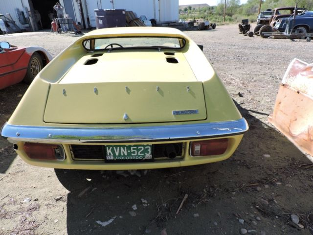1970 lotus europe j2 v6 coupe rare barn find low miles european 5 speed 70 for sale photos. Black Bedroom Furniture Sets. Home Design Ideas