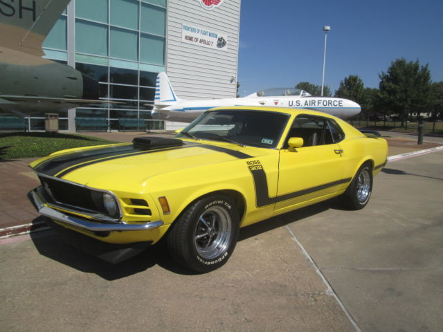 1970 Ford Mustang Mach I / Boss 302