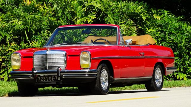 1970 Mercedes-Benz 200-Series 250 MODEL 114