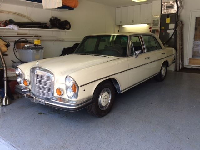 1970 Mercedes-Benz 300-Series