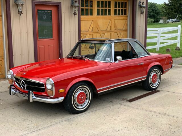 1970 Mercedes-Benz SL Class - 280 SL - Pagoda - Type W113 - Automatic - Look!!