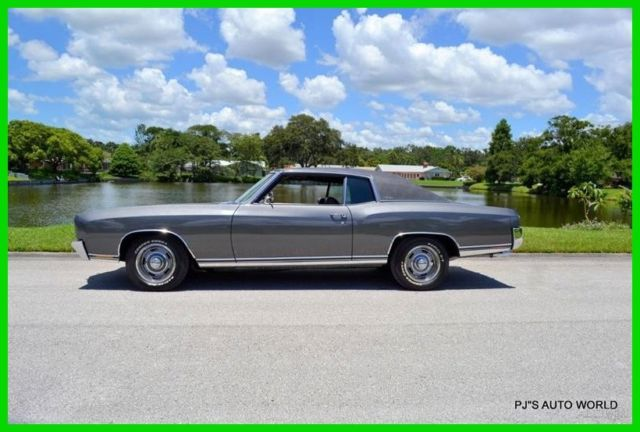 1970 Chevrolet Monte Carlo 402 V8 HP matching # block factory rated 330hp