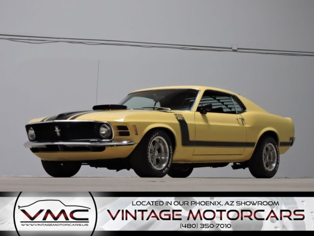 1970 Ford Mustang Mustang Fastback