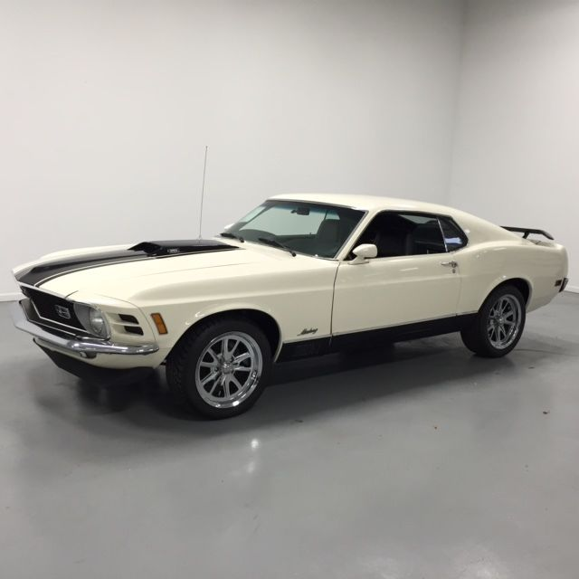 1970 Ford Mustang Mach1 M code