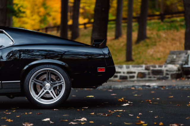 1970 Mustang Mach 1 Pro Touring Resto Mod For Sale Photos