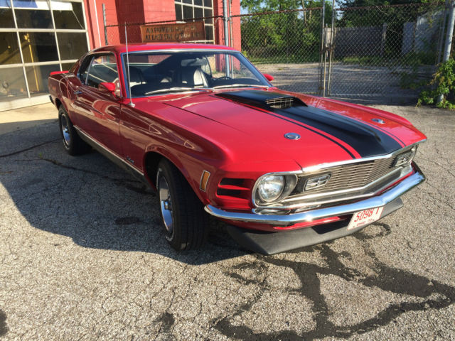 1970 Ford Mustang MachI