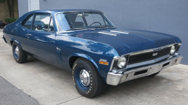1970 Chevrolet Nova Guy * 10,949 Original Miles