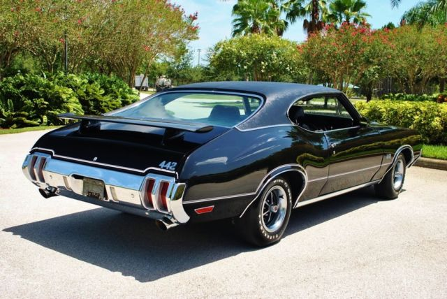 1970 Oldsmobile 442 Numbers Matching 455 V8! Factory Air! Real Muscle!