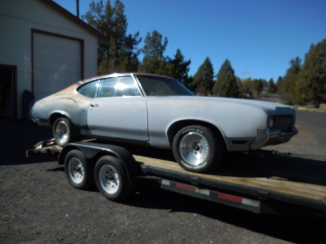 1970 olds 442 numbers matching project car for sale photos technical specifications description. Black Bedroom Furniture Sets. Home Design Ideas