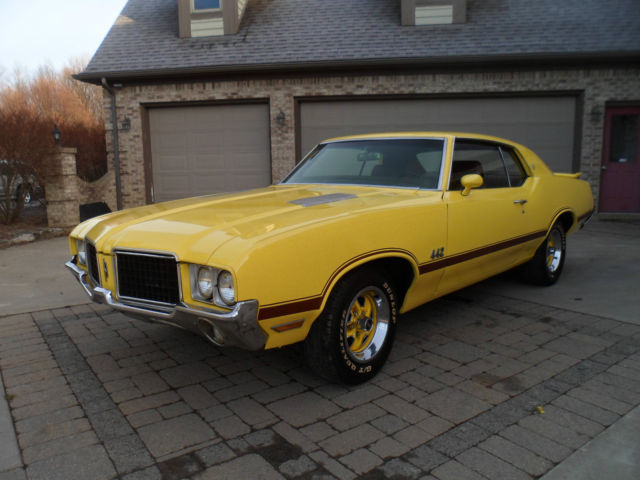 1970 Oldsmobile Cutlass 442 CLONE