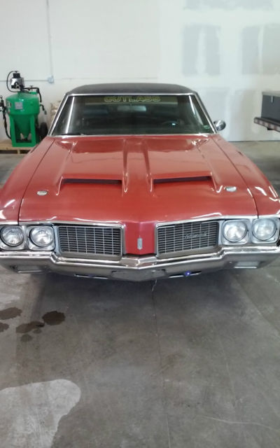19700000 Oldsmobile Cutlass S